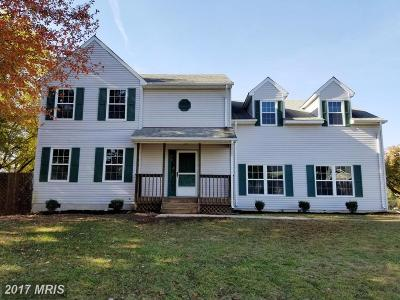 Culpeper Single Family Home For Sale: 1400 Thomas Way