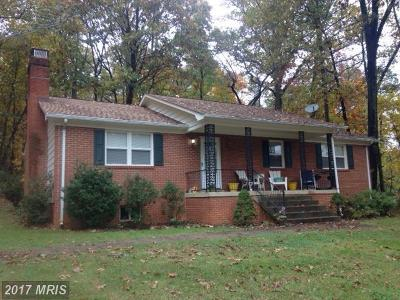 Culpeper Rental For Rent: 8231 Sperryville Pike