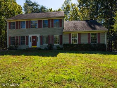 Culpeper Single Family Home For Sale: 2904 Wildwood Circle