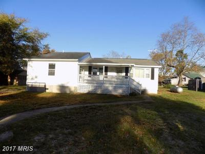 Culpeper Single Family Home For Sale: 5330 Scottsville