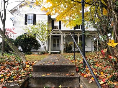 Culpeper Single Family Home For Sale: 4659 Jeffersonton Road