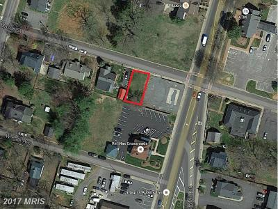 Culpeper Residential Lots & Land For Sale: 101 Mason Street