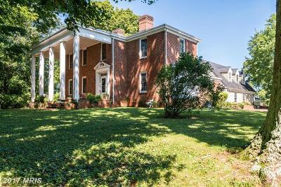 Culpeper Farm For Sale: 18185 Liberty Hall