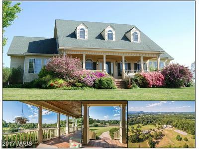 Culpeper Farm For Sale: 7366 Laurel Hill Lane