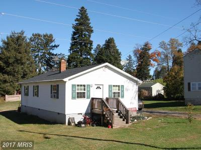 Culpeper Single Family Home For Sale: 408 Chandler Street