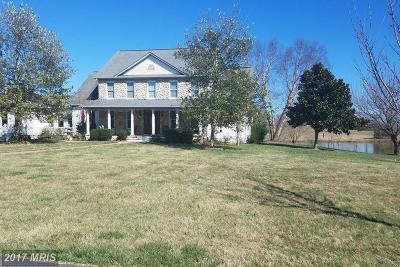 Culpeper Single Family Home For Sale: 15763 Auburn Road