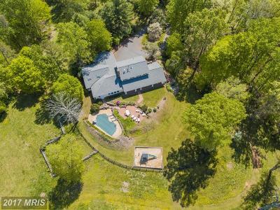 Culpeper Farm For Sale: 7728 Hazeland Lane