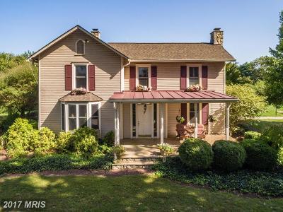 Culpeper Farm For Sale: 8131 Twin Oaks Lane