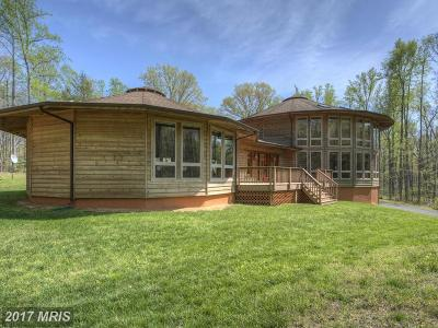 Culpeper Single Family Home For Sale: 20133 Crooked Run Road