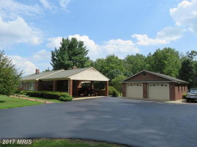 Culpeper Single Family Home For Sale: 10438 White Shop Road