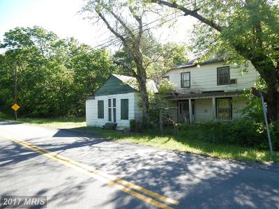 Single Family Home For Sale: 26231 Rapidan Road