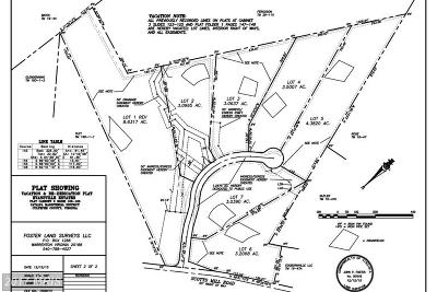 Culpeper Residential Lots & Land For Sale: 7 Hollow Oak Court