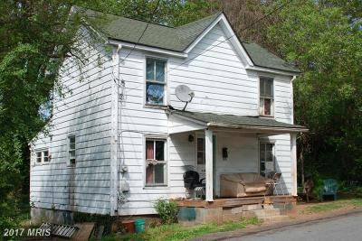 Culpeper Single Family Home For Sale: 118 Elm Street