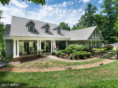 Culpeper Single Family Home For Sale: 15241 Ryland Chapel Road