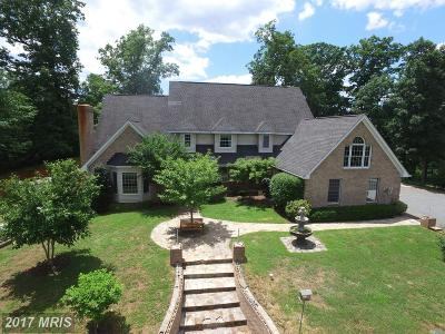 Culpeper Single Family Home For Sale: 10952 Mountain Run Lake Road