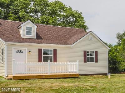 Culpeper Single Family Home For Sale: 10547 James Madison Highway