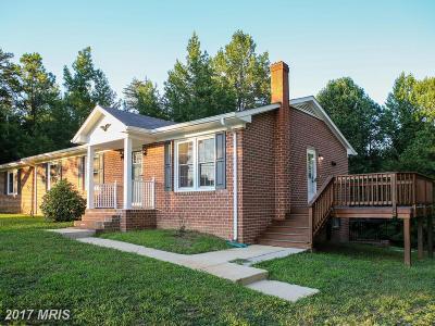 Caroline Single Family Home For Sale: 16461 Richmond Turnpike