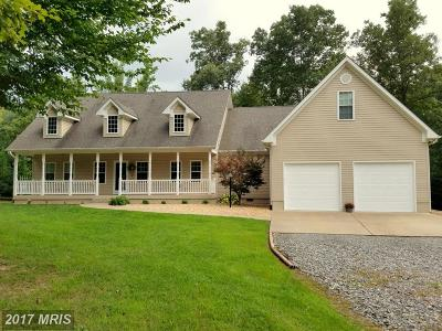 Caroline Single Family Home For Sale: 9190 Clifton Road