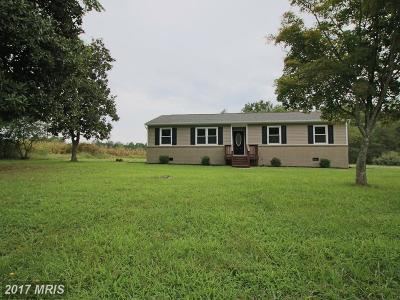 Caroline Single Family Home For Sale: 21475 Frog Level Road