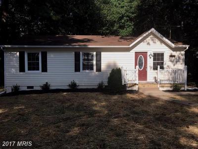 Caroline Single Family Home For Sale: 6414 Quarters Rd