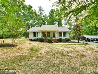 Caroline Single Family Home For Sale: 22 Simmons Cove