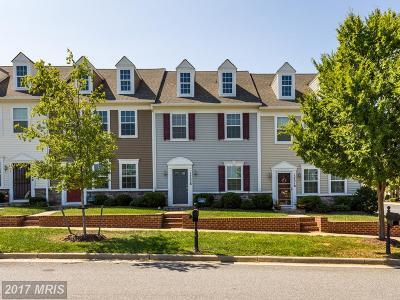Caroline Townhouse For Sale: 17320 Library Boulevard