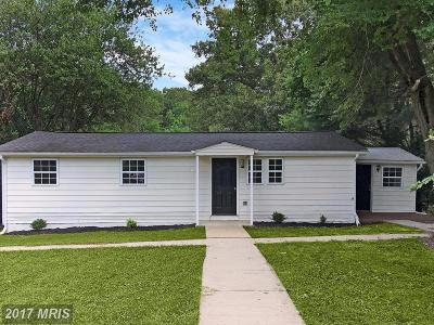 Caroline Single Family Home For Sale: 14027 Farmer Drive