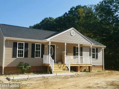 Caroline Single Family Home For Sale: Shannon Mill Drive