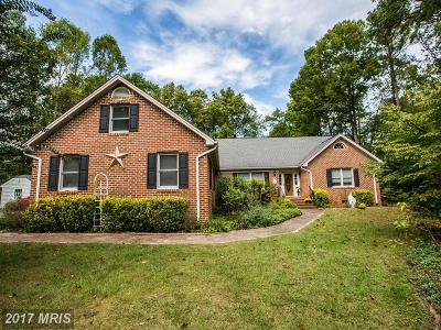 Beaverdam, Bowling Green, Doswell, Fredericksburg, Hanover, Ladysmith, Milford, Port Royal, Rappahannock Academy, Ruther Glen, Woodford Single Family Home For Sale: 18162 Harding Drive