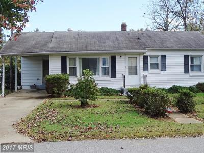 Port Royal Single Family Home For Sale: 26062 Townfield Drive