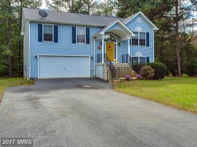 Caroline Single Family Home For Sale: 421 Pocahontas Drive