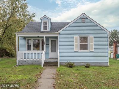 Caroline Single Family Home For Sale: 228 Maury Avenue