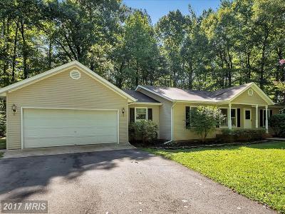Caroline Single Family Home For Sale: 300 Madison Drive