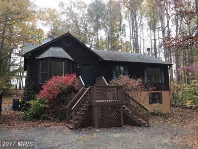 Caroline Single Family Home For Sale: 308 Cedar Ridge Drive