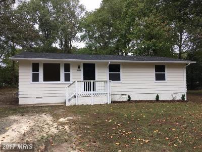 Caroline Single Family Home For Sale: 25300 Pleasantview Road