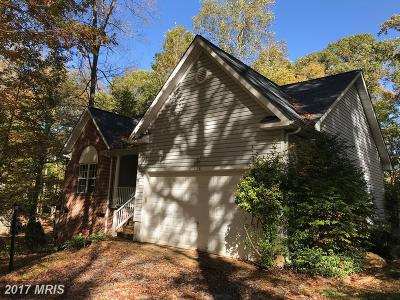 Beaverdam, Bowling Green, Doswell, Fredericksburg, Hanover, Ladysmith, Milford, Port Royal, Rappahannock Academy, Ruther Glen, Woodford Single Family Home For Sale: 218 Cedar Ridge Drive