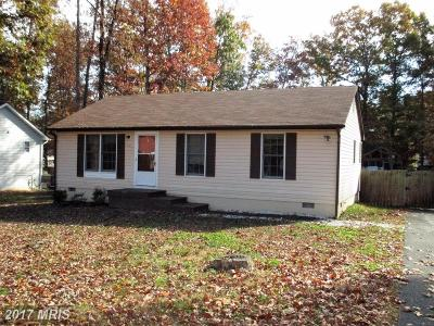Stafford, Caroline, King George, Culpeper, Orange Single Family Home For Sale: 428 Cornwall Drive