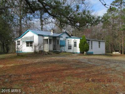 Caroline Single Family Home For Sale: 18530 Passing Road