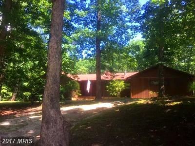 Bowling Green Single Family Home For Sale: 14451 Wagon Wheel Lane