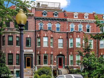 Adams Morgan Condo For Sale: 1785 Lanier Place NW #2