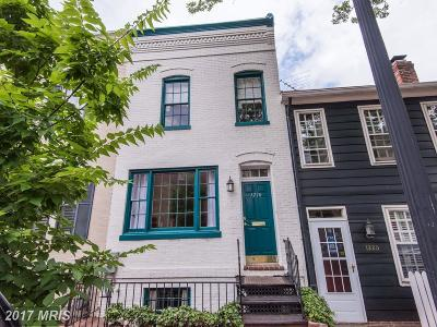 Washington Condo For Sale: 1218 28th Street NW