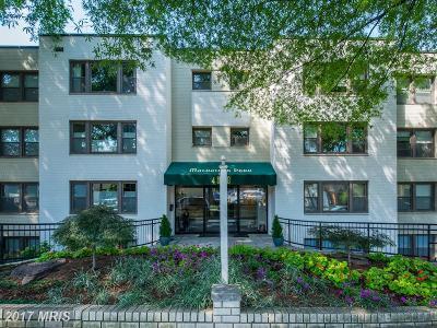 Washington Condo For Sale: 4840 Macarthur Boulevard NW #408
