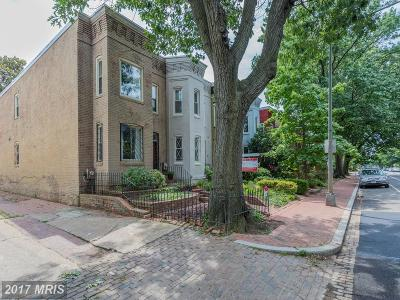 Washington DC Townhouse For Sale: $742,500