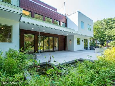 Chevy Chase Single Family Home For Sale: 6940 Oregon Avenue NW