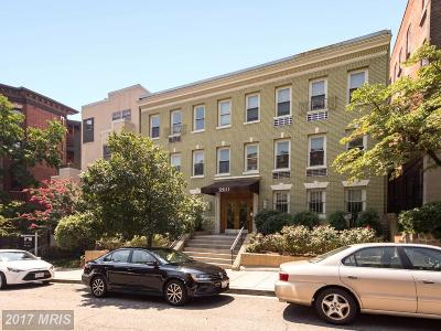 Washington Townhouse For Sale: 37 Danbury Street SW