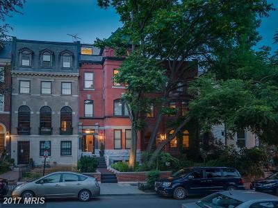 Washington Condo For Sale: 1825 19th Street NW #PH