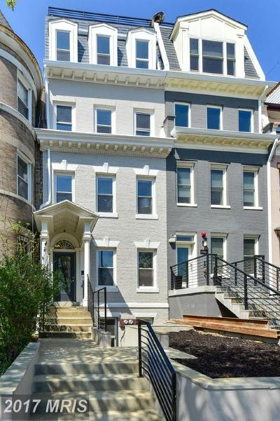 Washington Condo For Sale: 1453 Girard Street NW #4