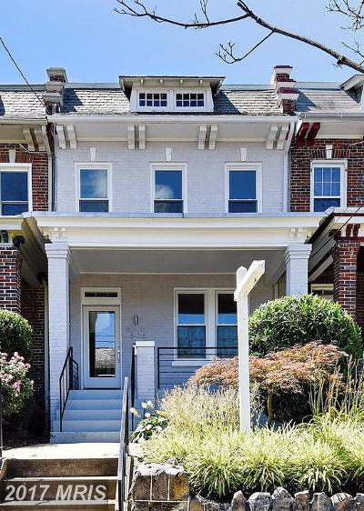 Petworth Condo For Sale: 608 Emerson Street NW