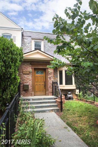 Washington Condo For Sale: 3521 R Street NW