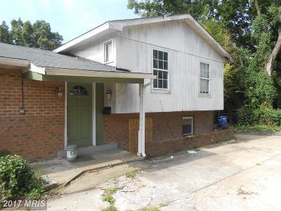 Single Family Home For Sale: 424 61st Street NE